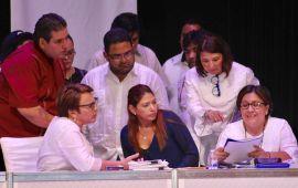 Se rebela Cabildo a Laura en primera votación