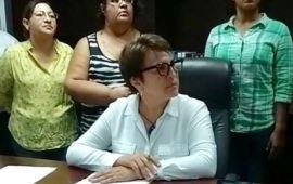"""""""Le pedí al gobernador su respaldo, y no me lo ha dado"""": Laura Beristain"""