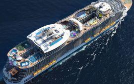 El crucero mas grande del mundo, y dos eventos deportivos de talla internacional en QR