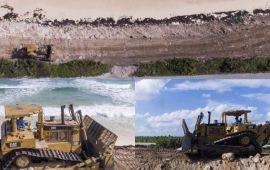 COZUMEL | Arrancan obras de pavimentación de la carretera perimetral