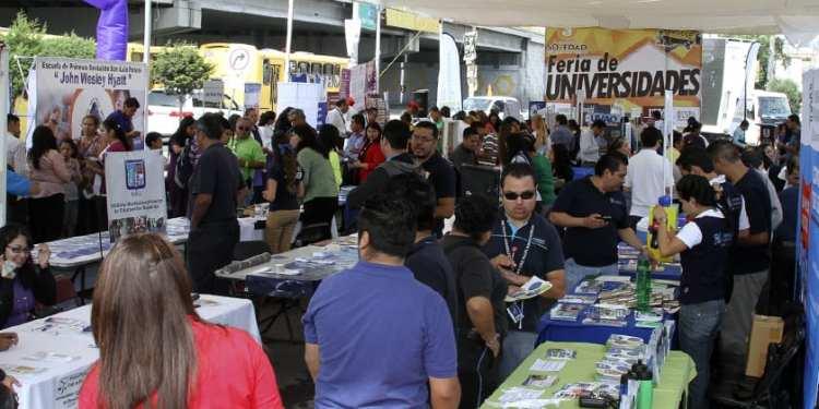 Feria de Universidades Interactiva