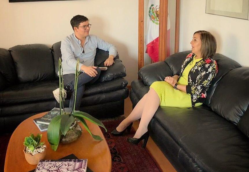 Lorena Valle: mujeres podemos gobernar, pero la sociedad no está lista