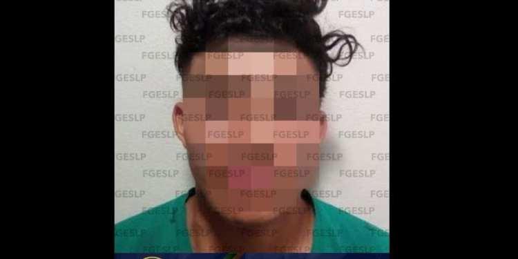 sujeto acusado de asesinato en SLP