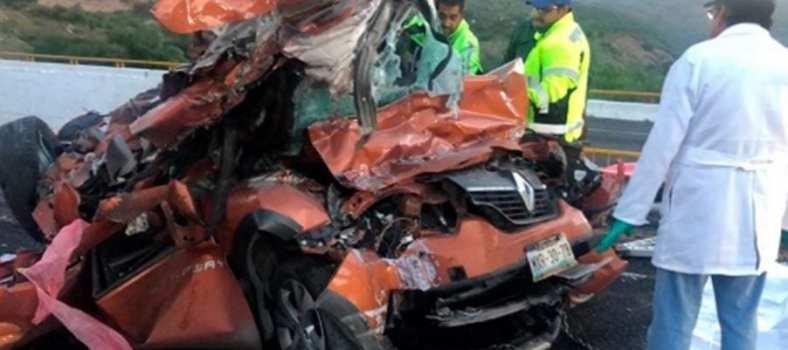 accidentes en SLP