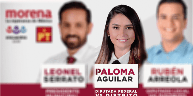 Paloma Rachel Aguilar Correa,