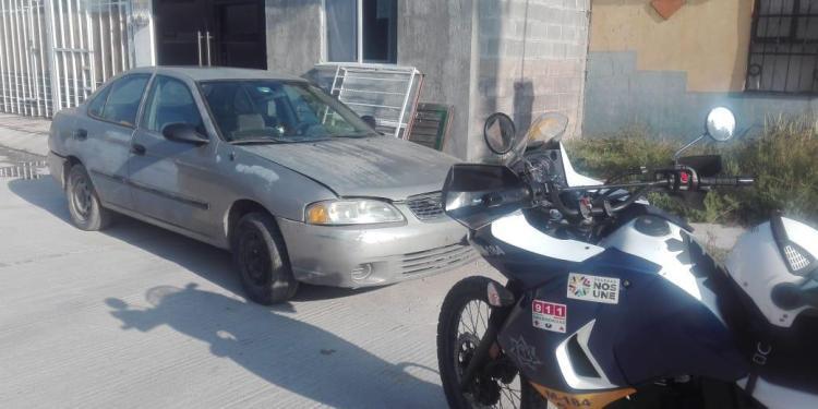 vehículos robados