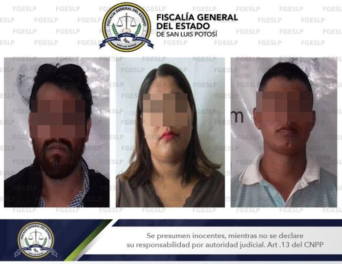 Vincularon a proceso a mujer que simuló su secuestro en Ciudad Valles - La Orquesta