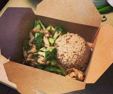 Lunch Pad Broccoli