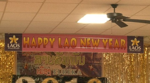 Laos Community Shares Culture, Tradition by Celebrating Lao New Year