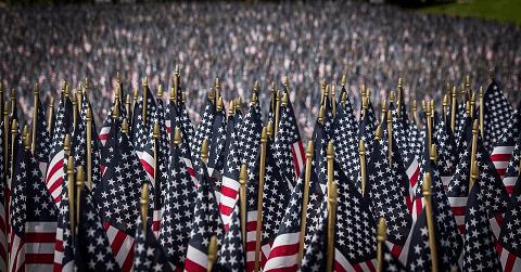Commemorating Memorial Day. — Closed Sunday, May 26.
