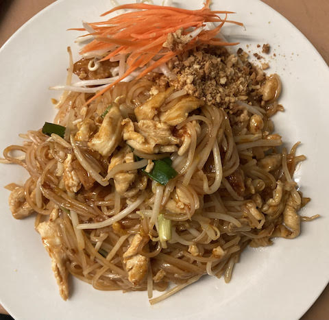 Pad Thai: Sweet, Tangy, Savory Stir-fried Noodles