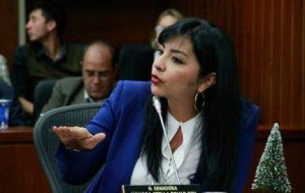 Senadora Nohora Tovar