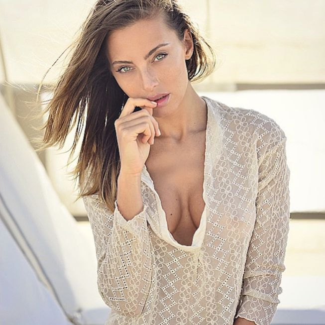 Alessia novia de Cristiano