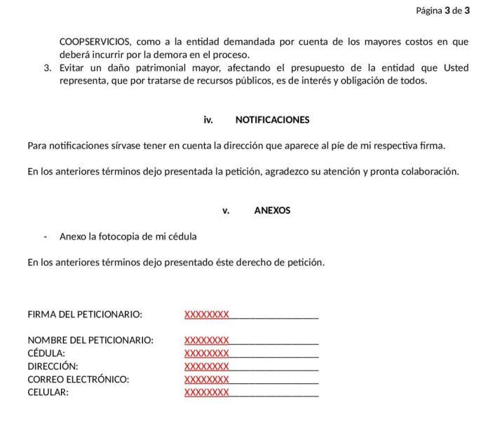 DERECHO DE PETICION CONTRA CAPRECOM2