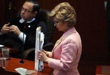 La Corte Suprema le intentó poner un abogado de oficio a Piedad Zuccardi