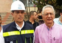 Jose Alberto Giron y Guillermo Alfonso Jaramillo