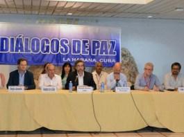 Acuerdo para blindar la paz La Habana