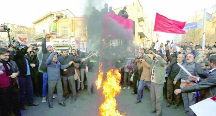 Protestas iranies