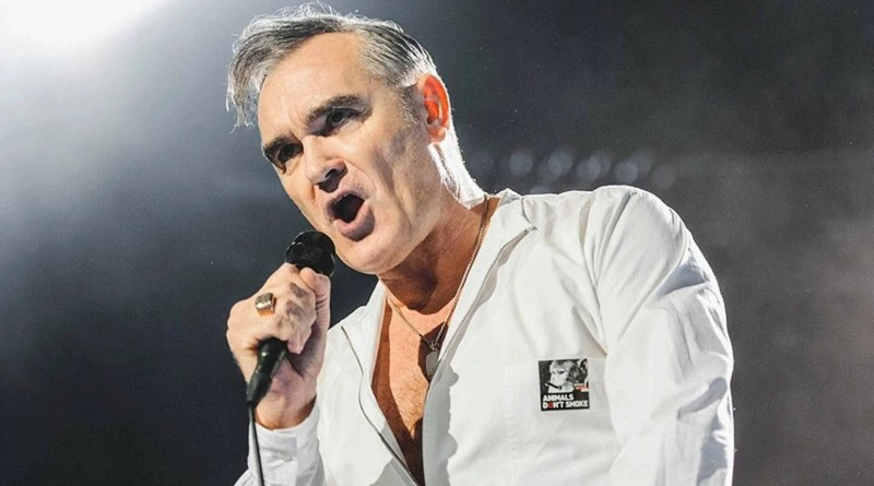 "Morrisey lanza nuevo disco ""I Am Not A Dog On A Chain"""