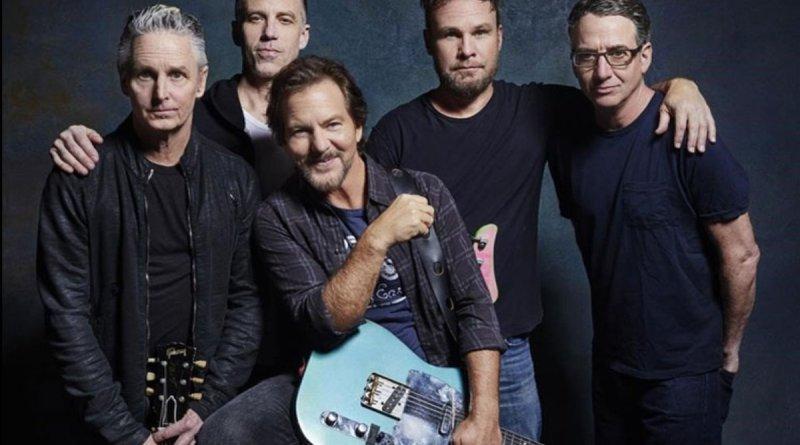 Pearl Jam dará concierto en live streaming