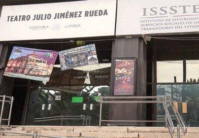 INBAL y Cultura participarán en proyecto Teatro Julio Jiménez Rueda