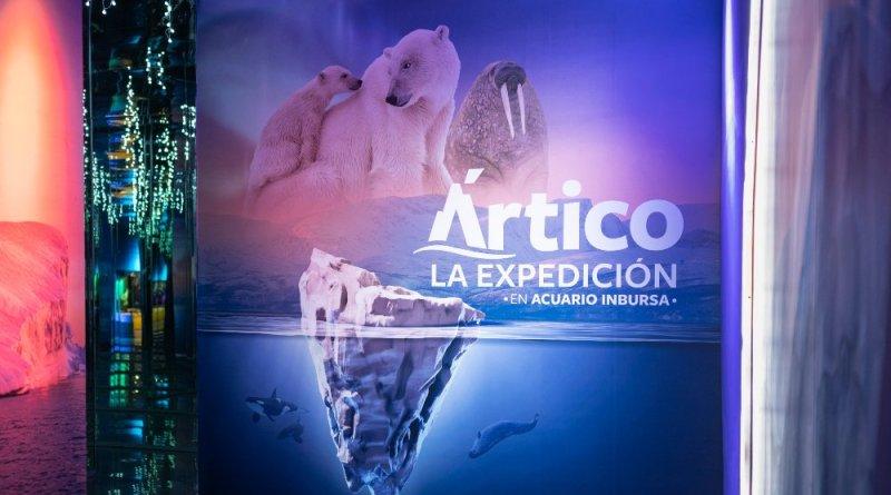 Plaza Carso abre las puertas a Ártico, la expedición