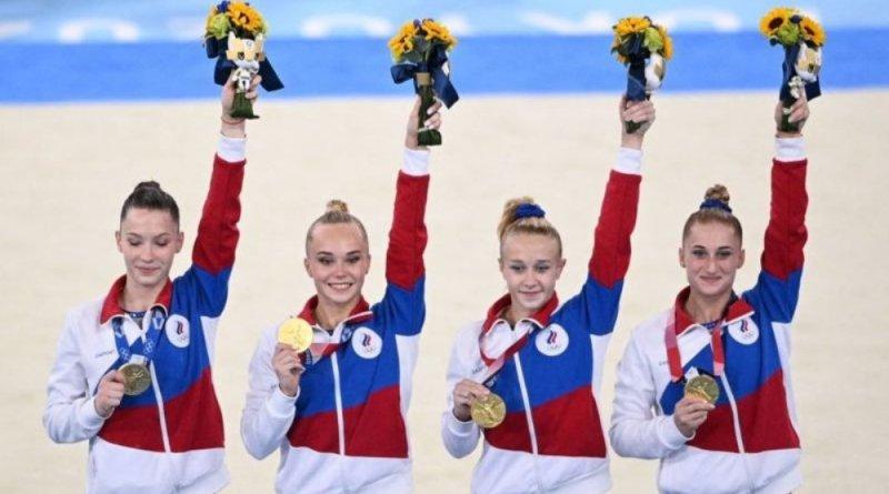 Tokio 2020 ¿qué es ROC y porque Rusia no compite con su bandera?