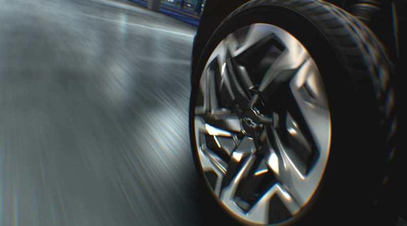 FOTO: Chevrolet/ Avance de Silverado eléctrica.