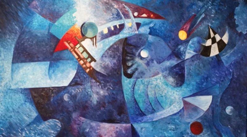 Asael Ortega García; surrealismo onírico y en ocasiones irónico