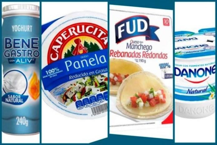Gobierno de AMLO prohíbe venta de quesos y yogures por incumplir normas
