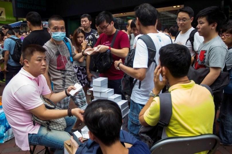 В Китае iPhone — это смысл жизни