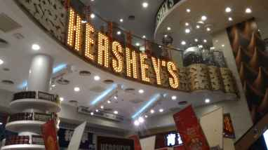 Hershey's Chocolate World, Shanghai
