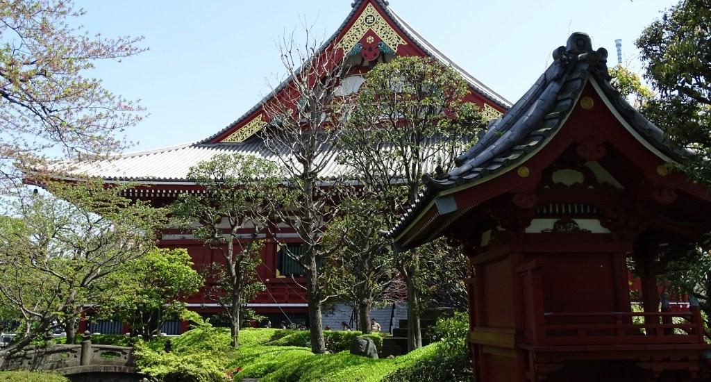 Japon – Voyage n°2 – Jour 14 à 17 – Tokyo