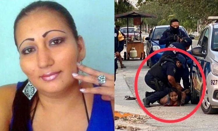 Repatrían cuerpo de Victoria Salazar, migrante salvadoreña asesinada en México