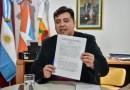 Con Ayuda de Nación, Tolhuin ejecutará la Red de Infraestructura en Bº «9 de Octubre»