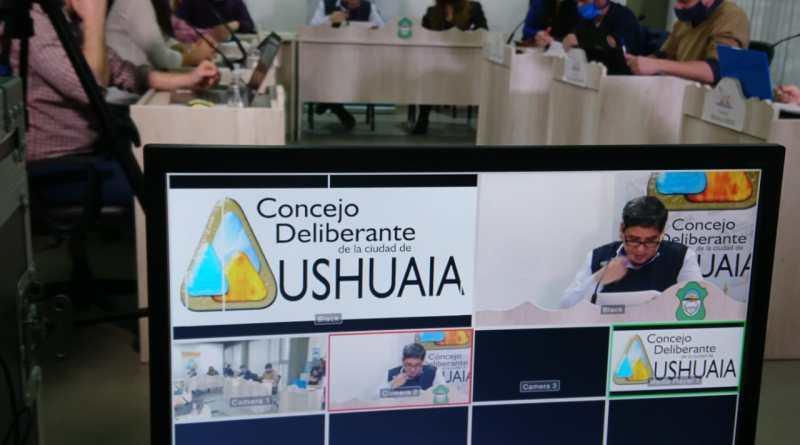 Concejo Deliberante Ushuaia: Inician las reuniones Legislativas y Virtuales para analizar el Presupuesto 2021