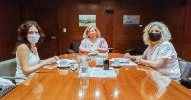 Tierra del Fuego continúa trabajando con Nación en una agenda para el Medio Ambiente
