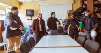 Gobierno elabora un Plan de Contingencia para trabajar de forma inmediata en el Hospital