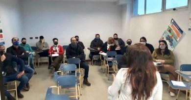 La Secretaría de Ambiente y Desarrollo Sustentable de Ushuaia Capacitó al Cuerpo de Inspectores Municipal