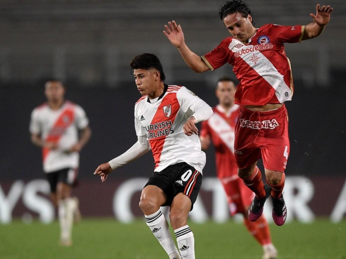 Cuándo juega River frente a Argentinos?   Canal de TV y link del streaming para ver el partido EN VIVO y EN DIRECTO online gratis por la Copa Libertadores en el Estadio