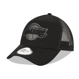 Gorra New Era Bob Team Logo 940 Lakers