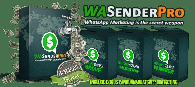 software wa sender pro