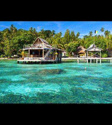8 Negara Cantik Nan Eksotis Tetapi Jarang Dikunjungi Turis