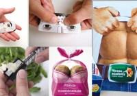 9 Produk Kreatif Yang Menggoda Kesan Pertama
