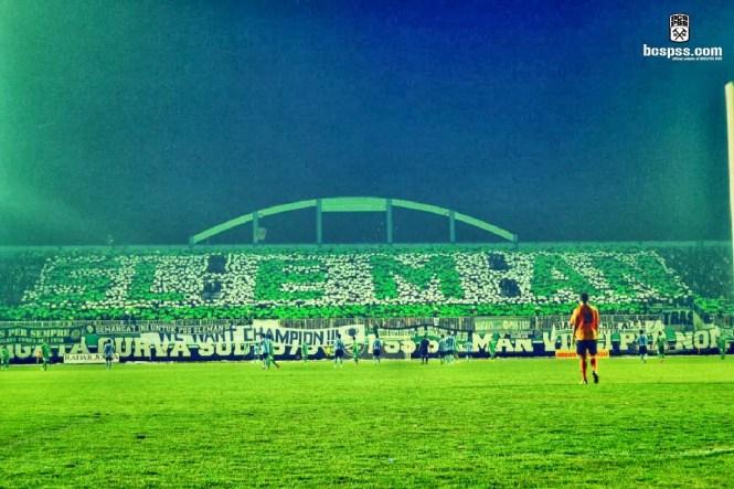 7 Suporter Sepak Bola Paling Kreatif Yang Ada Di Indonesia