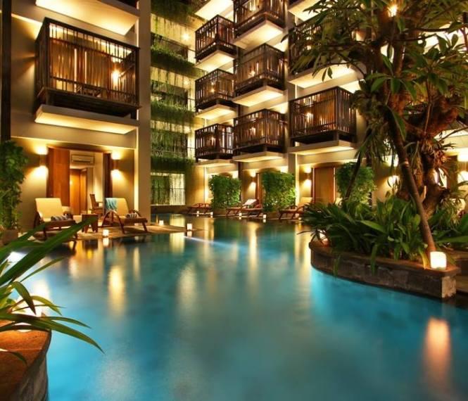 8. The Oasis Kuta Bali