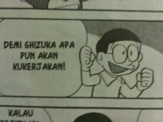 Pesan Luar Biasa Yang Terselip Dalam Komik Doraemon