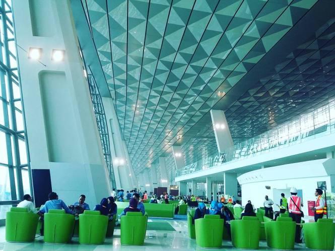 Foto-Foto Terminal 3 Ultimate Bandara Soekarno-Hatta Terbaru! (10)