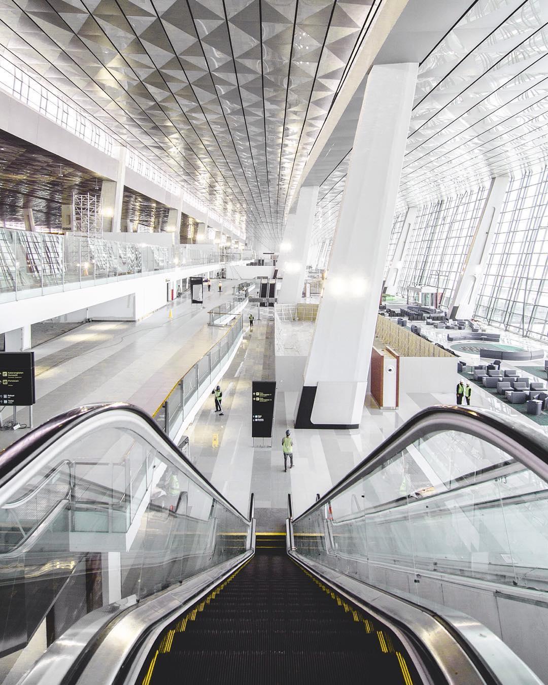 Foto Terminal 3 Ultimate Bandara Soekarno-Hatta ...