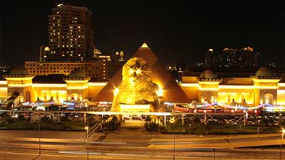 10 Megamall! Deretan Mall Terbesar di Dunia!
